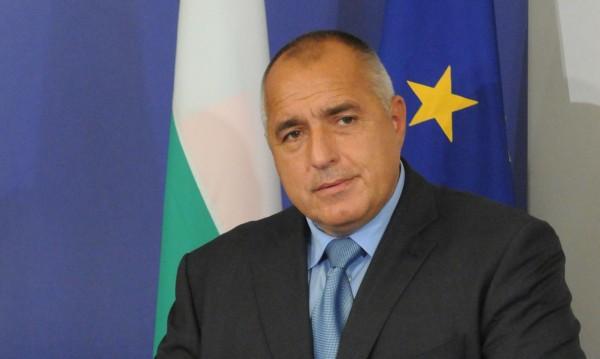 Başbakan Boyko Borisov dizinden ameliyat oldu