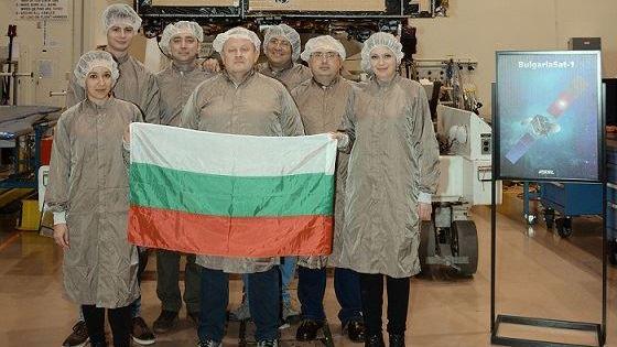 İlk özel Bulgar uydusu yörüngeye gönderiliyor