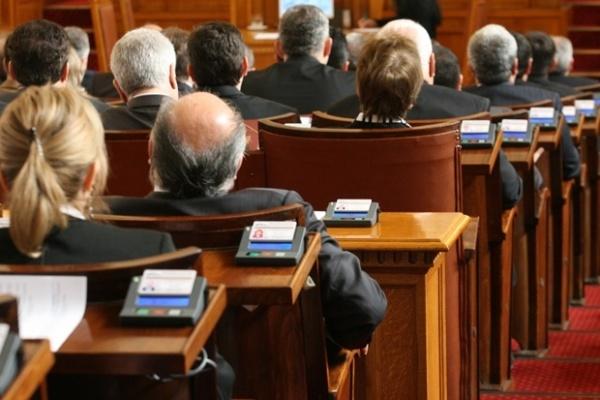 Meclis Yüksek Yargı Konseyi üyelerini seçti